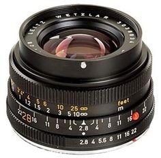 Leica 28/2.8 Elmarit-R I camera lens? Ga naar Cameraland.nl!