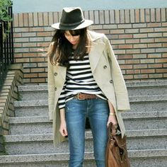 Look of the Day: Parisian Classic