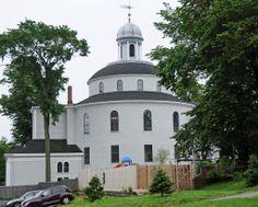 St. George's Round Church, Halifax, Nova Scotia.| Various Views of Historic Halifax, Nova Scotia - SkyscraperPage Forum