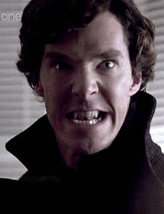 Sherlock as a vampire. This terrifies me and turns me on at the same time damn it Twilight.