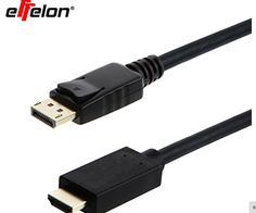 New Genuine 6ft Male to Male DP DisplayPort Cable Premium *Assorted Brands*