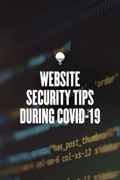 With hacking at an all-time high, it's more important than ever to review your WordPress website security measures so your team can safely navigate our new online normal. Website Security, Security Tips, News Online, All About Time, Wordpress, Technology, Thoughts, Tech, Tecnologia