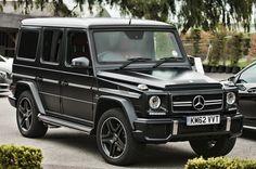 #Mercedes #G63 #AMG (by jasoncornish)