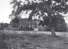 In July 3, 1945, 10 German scientists were captured by the allies and became captives at Farm Hall, Godmanchester country house (England), where their conversations were taped without knowing. (photo: National Archives Wikimedia Commons)