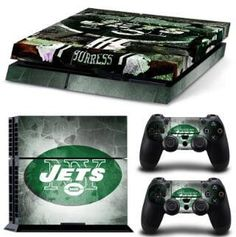 Faceplates, Decals & Stickers Capable Ps4 Slim Sticker Console Decal Playstation 4 Controller Vinyl Ps4 Ski 420 Skin 2 Outstanding Features