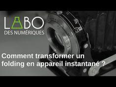 Tuto: Comment transformer un folding en appareil photo instantané ? - YouTube