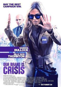 Poster of Our Brand is Crisis 2015 Full Movie BRRip 480p 300Mb English Esubs