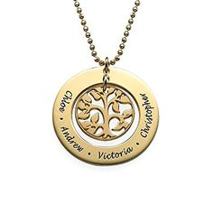 MJARTORIA Gold Color Family Tree Necklace - Custom Made with Any Name MJartoria http://www.amazon.com/dp/B015OKC28I/ref=cm_sw_r_pi_dp_N5Lawb1W6TJGV
