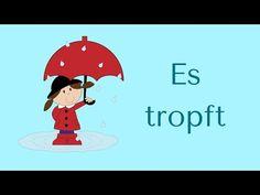 """""""ES TROPFT"""" Regenlied - YouTube"""