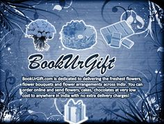 When you are trying to send the perfect gift, finding the time can be hard. If you order #Chocolates, #Flowers & #Cake online, you can quickly find and send something that just about everyone enjoys and save yourself time in the process. http://bookurgift.com/