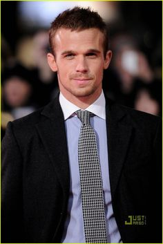 Mr. Gigandet (still not sure if I pronounce his name properly)