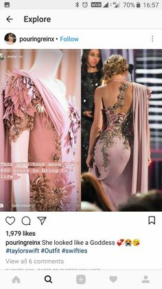 Taylor Swift New, Taylor Swift Facts, Taylor Swift Pictures, Dress Outfits, Cute Outfits, Glitter Girl, Taylors, Traditional Dresses, Singers