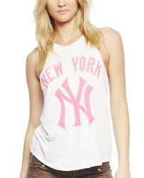 Wet Seal Women's New York YankeesTM Tank