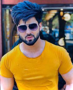 Beard Styles For Boys, Boys Beard Style, Hair And Beard Styles, Hair Styles, Photo Poses For Boy, Cute Boy Photo, Poses For Men, Stylish Boys, Stylish Hair