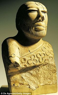 size: Giclee Print: Bust of King or Priest, Statue from Mohenjo-Daro, Pakistan, Indus Valley Civilization : Artists Bronze Age Civilization, Indus Valley Civilization, Cradle Of Civilization, Ancient Egyptian Art, Ancient Aliens, Ancient History, Ancient Greece, Harappan, Mohenjo Daro