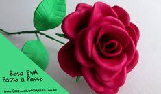 Rosa EVA Passo a Passo