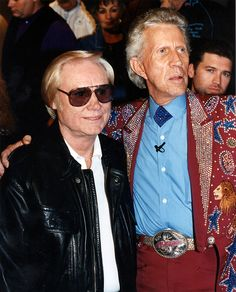 PORTER WAGONER AND GEORGE JONES