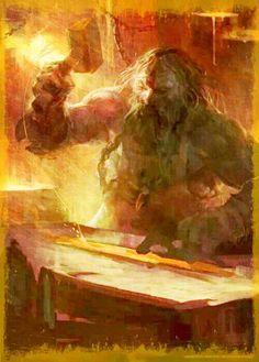 In Irish mythology Goibniu (Old Irish, pronounced ˈɡovʲnʲu) or Gaibhne (Modern Irish) was the smith of the Tuatha Dé Danann. He is believed to have been a smithing god and is also associated with hospitality.