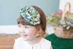 Flower BOW Headband Hair Clothing Accessories Girls Baby Infant Toddler Children   eBay
