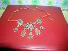 les décors des bijoux berbères (kabyles)
