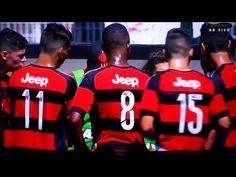 Final da Copa São Paulo de Futebol Jr. - Corinthians X Flamengo. 1º Temp...