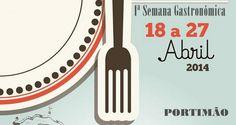1ª Semana Gastronómica no centro de Portimão | Algarlife