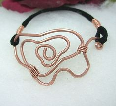 Wire jewelry of all kinds