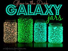 I love projects that use recycle-able jars. It's like the craft fun is half price! I collect my glass jars and save them for fun uses.