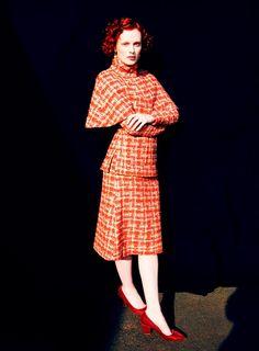 Last Night I Dreamed I Went To Manderley Again… Publication: Harper's Bazaar UK July 2016 Model: Karen Elson Photographer: Erik Madigan Heck Fashion Editor: Leith Clark Hair: Panos Papandrianos Make Up: Mary Frost