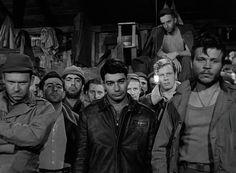 Stalag 17 (1953) Billy Wilder, Neville Brand, Mira Nair, Harry Carey, Suzanne Pleshette, Monsoon Wedding, Billy Wilder, Classic Hollywood, Cinematography, Golden Age