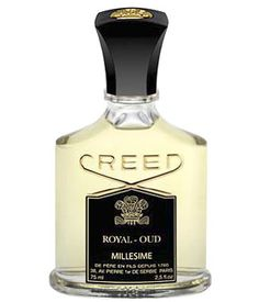 Royal Oud  by Creed, at Luckyscent. Hard-to-find fragrances, niche brand perfumes,  and other under-the-radar luxuries.