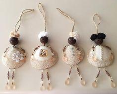 #shellangels #angels #shellornaments #ornaments