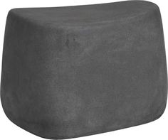 Boulder-inspired stools rock on the patio or in the garden as side tables, extra seats or landscape accents.  Rounded, organic shapes in stony shades not only look natural; they are crafted with the latest in eco-friendly materials and methods.  Molded of mineral compounds, salt, sand and fiber, stools are manufactured with minimal energy use and once discarded will degrade back to their natural components.