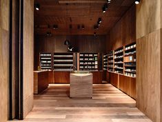 Wooden Fables: Aesop Emporium, Melbourne by KTA and .PSLAB — KNSTRCT - Carefully Curated Design News