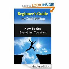 If you are just starting to set goals or new to the power and rewards of goals, then this is the book for you! This guide takes you through a step-by-step process that I've used to start a business and lose 40 pounds in just the last 9 months alone. Writing down your goals are the key to success and I show you how to do it from beginning to end.