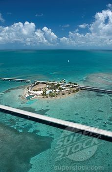 Pigeon Key Seven Mile Bridge in the Florida Keys...A must see on your way to Key West