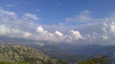 Desde las nubes