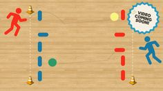 Buzzer Beater Bowling| Target Games |ThePhysicalEducator.com