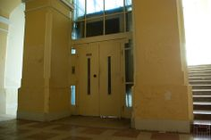 Stuck | abandoned OPNI Hospital