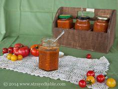 Tomato Relish Recipe
