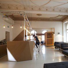 쩡제놀이터 :: [Cafe & Bar Design] MS café by Wunderteam