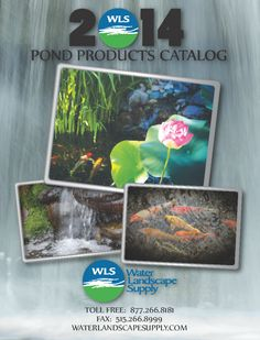 Water Landscape Supply - Download Catalog or Contact Us for Information Water Feature Kits, Landscaping Supplies, Water Features, Pond, Catalog, Custom Design, Tools, Landscape, Formal