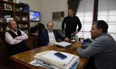Reunión con el Sindicato de Carga y Descarga para impulsar políticas que fortalezcan al sector