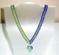 From Carl's Beading Table: Double /Doppel- St. P.