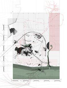 Paper-being - KooZA/rch Site Analysis Architecture, Architecture Site Plan, Bartlett School Of Architecture, Architecture Mapping, Architecture Collage, Architecture Graphics, Architecture Visualization, Architecture Drawings, Architecture Diagrams