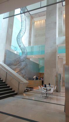 Lobby at the Hilton Sydney Hotel Hotel S, Sydney, Bathtub, Mirror, Modern, Furniture, Home Decor, Standing Bath, Bathtubs