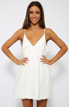 Grad. dress? Napoleon Dress - White