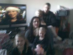 Nina, Mags, Amy, Jacqueline & Nick
