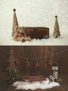 Christmas mini setup