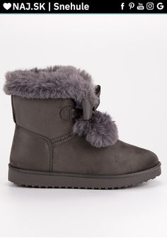 Beautiful Trendy Gray Mukluki grey Womens Winter shoes from top store Winter Shoes For Women, Snow Boots Women, Types Of Heels, Grey Shoes, Ugg Boots, Suede Leather, Coats For Women, Winter Fashion, Footwear
